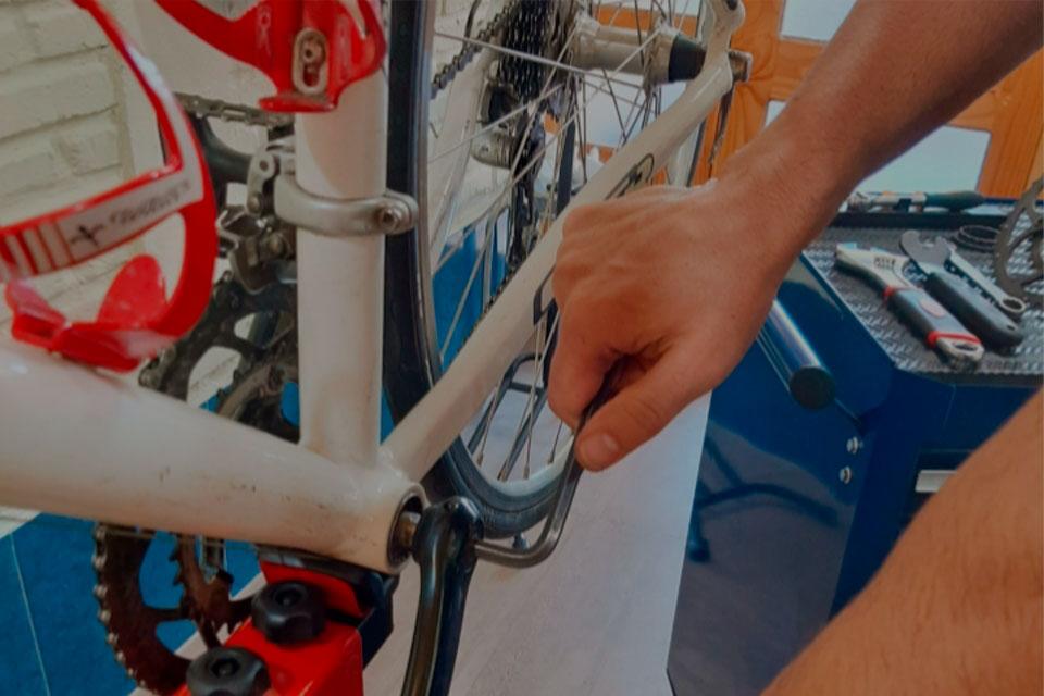Bicicletería Taller